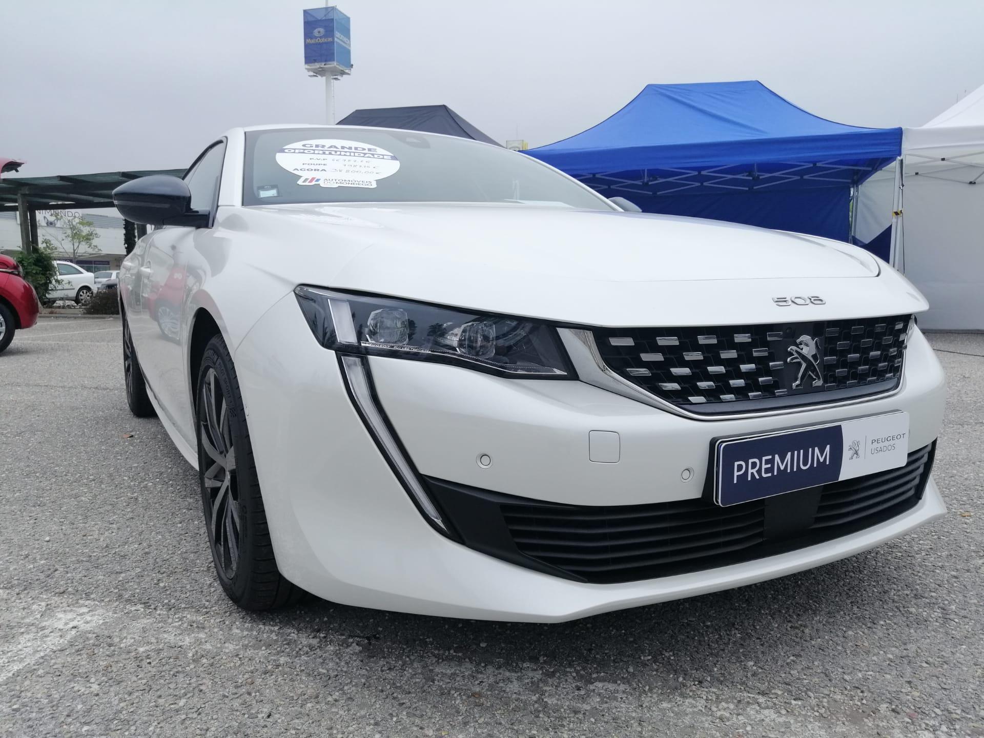 Novo 508 GT Line 1.5 BlueHDi 130cv CVM6 AMB0
