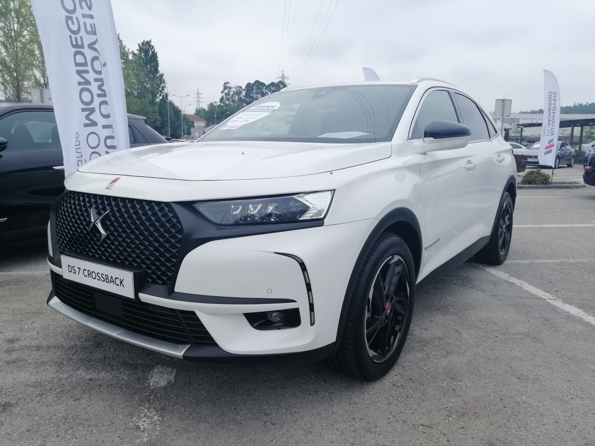 DS 7 CROSSBACK 1.5 BlueHDi 130 Automatic PERFORMANCE Line AM