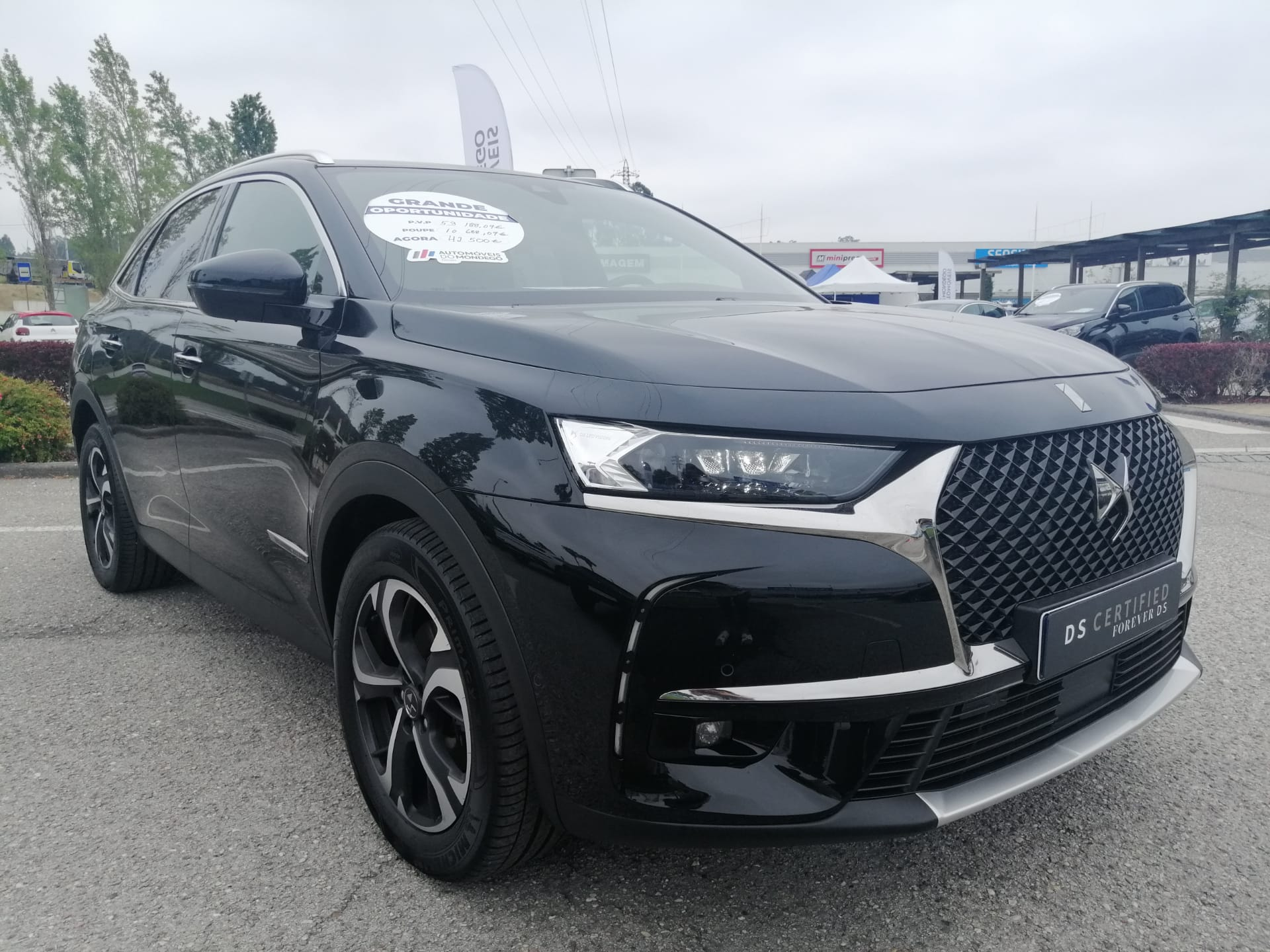 DS 7 CROSSBACK 1.5 BlueHDi 130 Automatic So Chic AM12