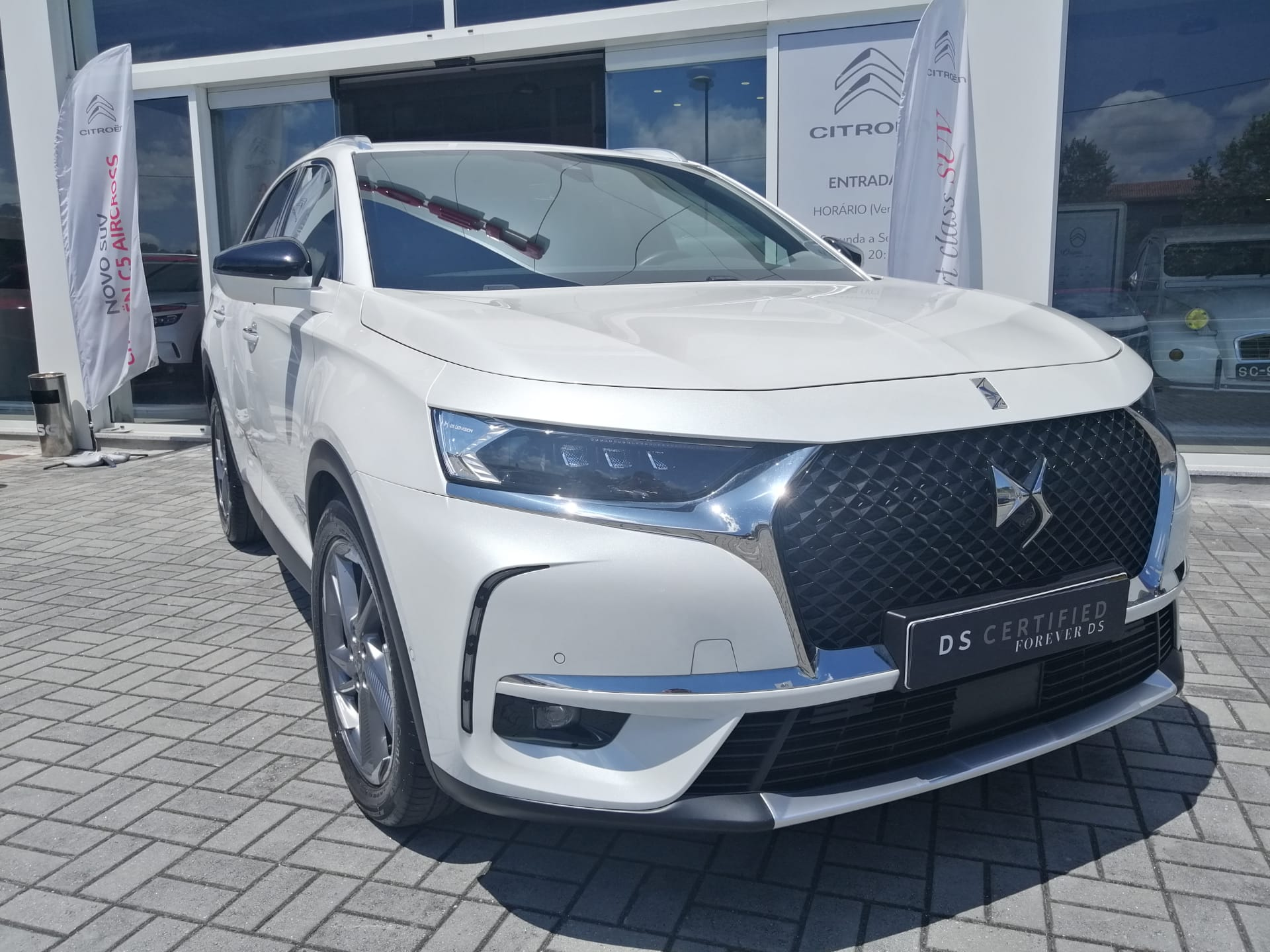 DS 7 CROSSBACK BlueHDi 180 Automatic Grand Chic