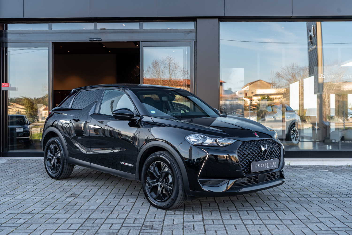 DS DS 3 CROSSBACK 1.5 BlueHDi 100 Manual PERFORMANCE Line  AM10