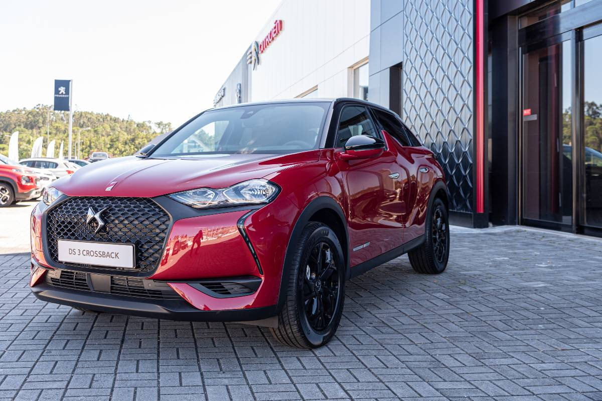DS 3 CROSSBACK 1.2 PureTech 100 Manual PERFORMANCE Line AM10