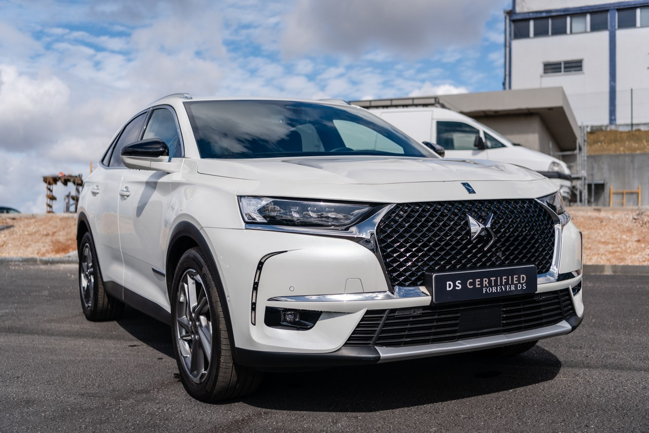 DS DS 7 CROSSBACK BlueHDi 180 Automatic Grand Chic