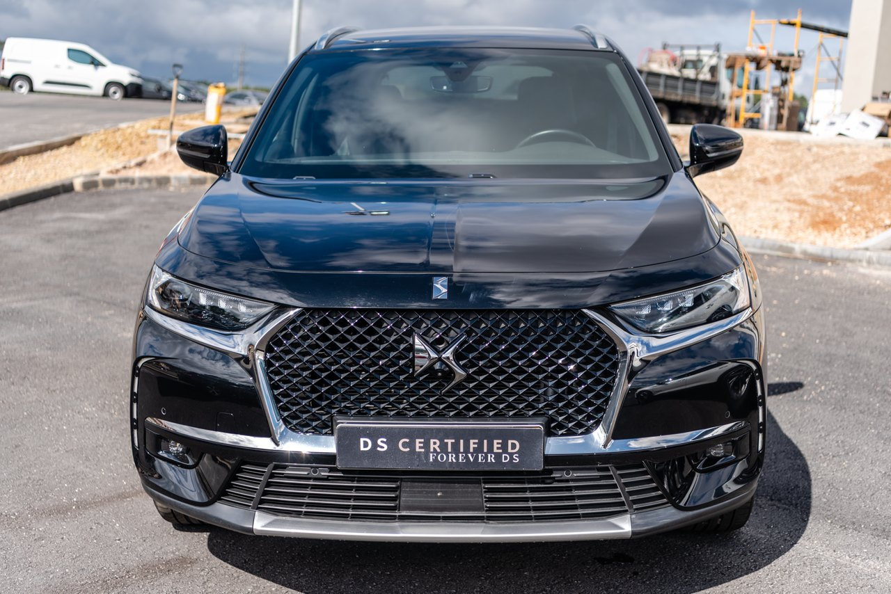 DS DS 7 CROSSBACK 2.0 BlueHDi 180 Automatic Grand Chic