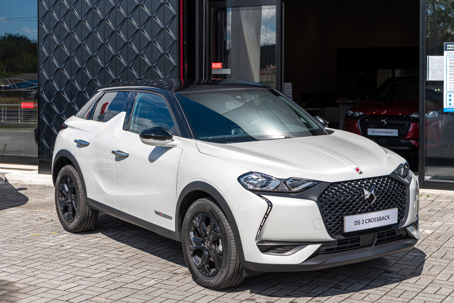 DS 3 CROSSBACK 1.5 BlueHDi 100 Manual PERFORMANCE Line AM10