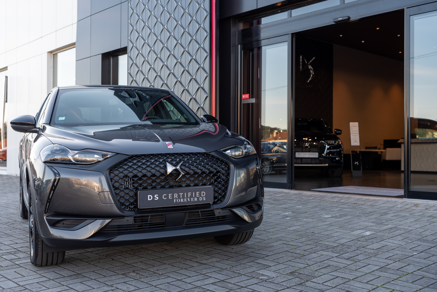 DS 3 CROSSBACK 1.5 BlueHDi 130 Automatic PERFORMANCE Line AM
