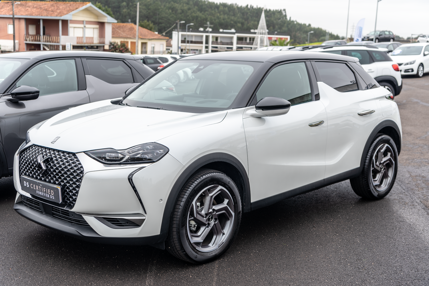 DS DS 3 Crossback 1.2 PureTech 130 Automatic Grand Chic