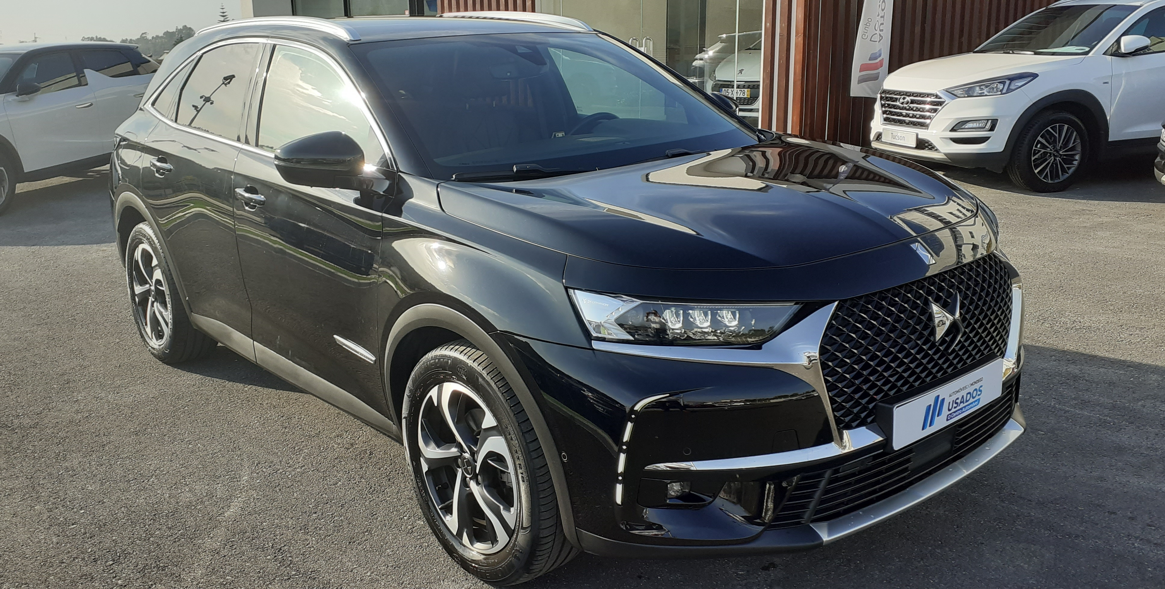 DS 7 CROSSBACK 1.5 BlueHDi 130 Automatic So Chic