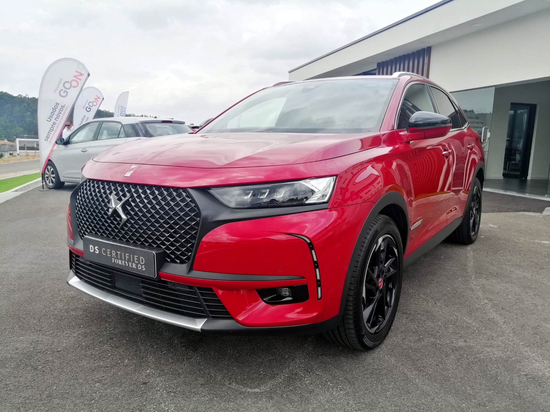 DS 7 CROSSBACK 1.5 BlueHDi 130 Automatic Perf.Line