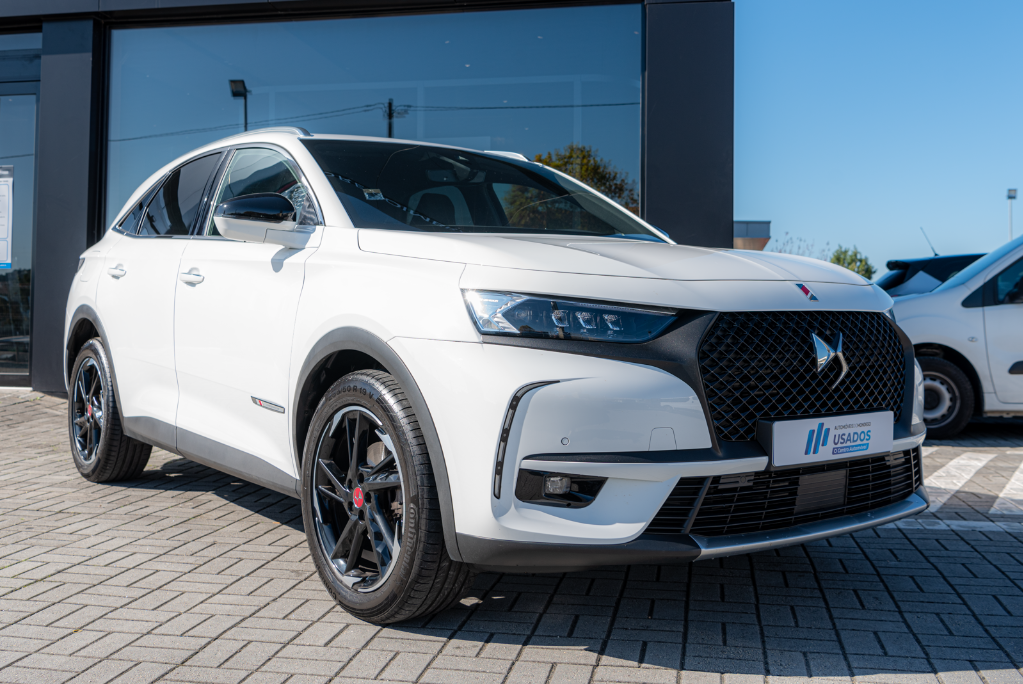 DS 7 CROSSBACK 1.5 BlueHDi 130 Automatic Performance Line