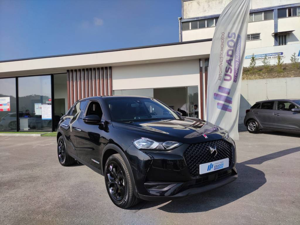 DS 3 CROSSBACK 1.2 PureTech 100 Manual Performance Line