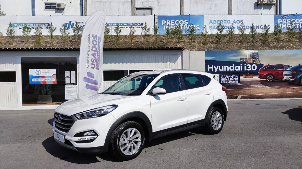 TUCSON 1.7 CRDi EXECUTIVE MY17